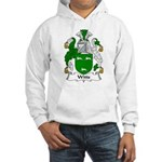 Witts Family Crest Hooded Sweatshirt