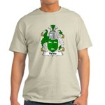 Witts Family Crest Light T-Shirt