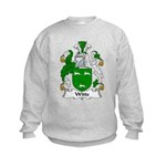Witts Family Crest Kids Sweatshirt