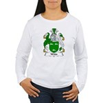 Witts Family Crest Women's Long Sleeve T-Shirt