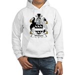 Wisham Family Crest Hooded Sweatshirt