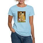 The Kiss / Pug Women's Light T-Shirt