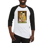 The Kiss / Pug Baseball Jersey