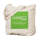 "MyBurg.com ""Green"" Reusable Grocery Bag"