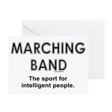 Marching Band Greeting Cards (Pk of 20)