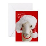 Goat Greeting Cards (10 Pack)