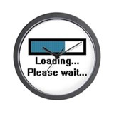 Loading... Please Wait... Wall Clock
