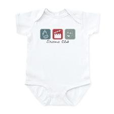 Drama Club (Squares) Infant Bodysuit
