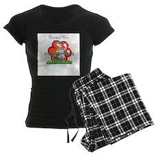 Single Line Overlay Pajamas