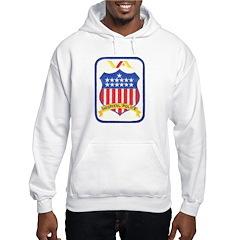 V.A. Police Hooded Sweatshirt