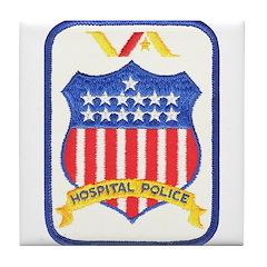 V.A. Police Tile Coaster