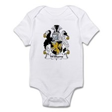 Williams Family Crest Infant Bodysuit
