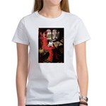 Lady / Pug Women's T-Shirt