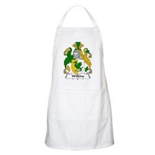 Wilkins Family Crest BBQ Apron