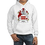 Wiles Family Crest Hooded Sweatshirt