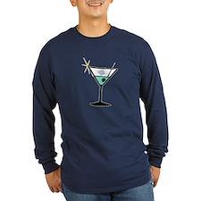 Martini Glass 3 T