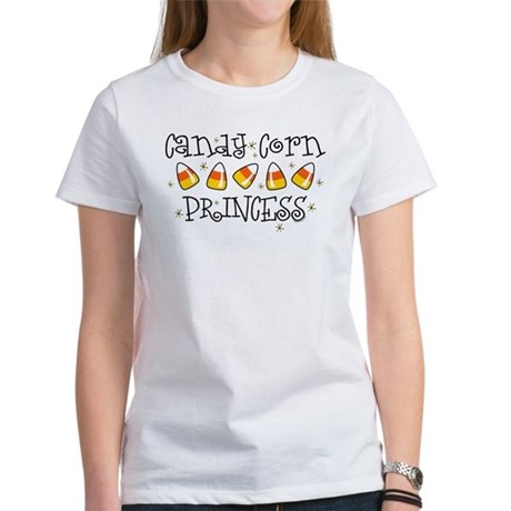 Candy Corn Princess Women's T-Shirt