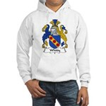 Whitty Family Crest Hooded Sweatshirt