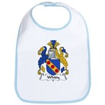 Whitty Family Crest Bib