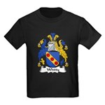 Whitty Family Crest Kids Dark T-Shirt