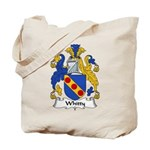 Whitty Family Crest Tote Bag