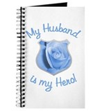 Husband Police Hero Journal