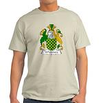Whitmore Family Crest Light T-Shirt