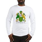 Whitmore Family Crest Long Sleeve T-Shirt