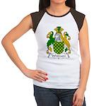 Whitmore Family Crest Women's Cap Sleeve T-Shirt