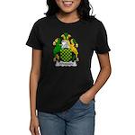Whitmore Family Crest Women's Dark T-Shirt