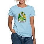 Whitmore Family Crest Women's Light T-Shirt