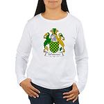 Whitmore Family Crest Women's Long Sleeve T-Shirt
