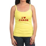 I LOVE JAKOB Tank Top