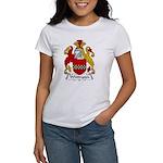 Whitington Family Crest Women's T-Shirt