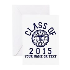 Class of 2015 LPN Greeting Cards (Pk of 10)