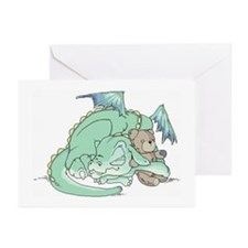 Baby Dragon Greeting Cards (Pk of 20)