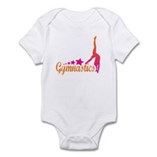 Gymnastics! Infant Bodysuit