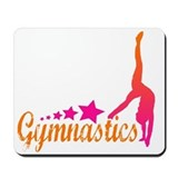 Gymnastics! Mousepad