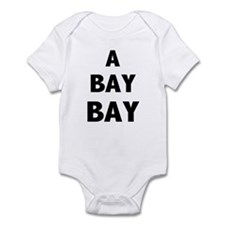 Hurricane Chris A Bay Bay Infant Bodysuit
