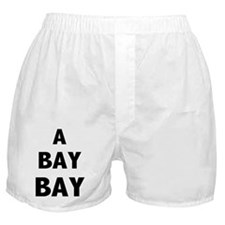 Hurricane Chris A Bay Bay Boxer Shorts