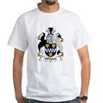 Whipple Family Crest White T-Shirt