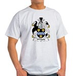 Whipple Family Crest Light T-Shirt
