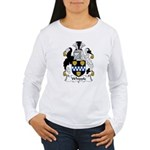 Whipple Family Crest Women's Long Sleeve T-Shirt