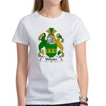 Wheler Family Crest Women's T-Shirt