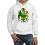 Wheler Family Crest Hooded Sweatshirt