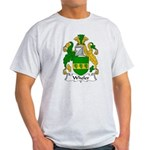 Wheler Family Crest Light T-Shirt