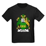 Wheler Family Crest Kids Dark T-Shirt