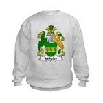 Wheler Family Crest Kids Sweatshirt
