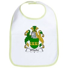 Wheeler Family Crest Bib