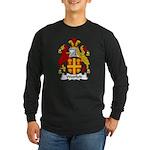 Westfield Family Crest Long Sleeve Dark T-Shirt